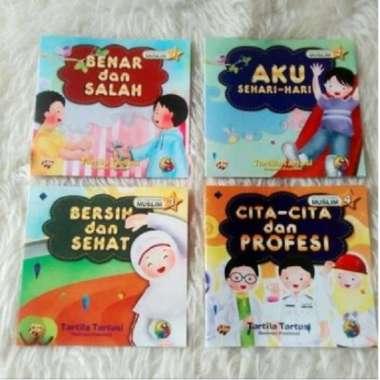 1 Set Seri Kepribadian Muslim 4 buku