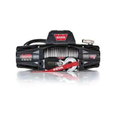 harga Winch Warn VR EVO 8S Synthetic Rope Hitam Blibli.com