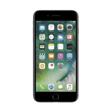 Apple iPhone 7 Plus 128 GB Smartphone - Black Matte [REFURBRISH]