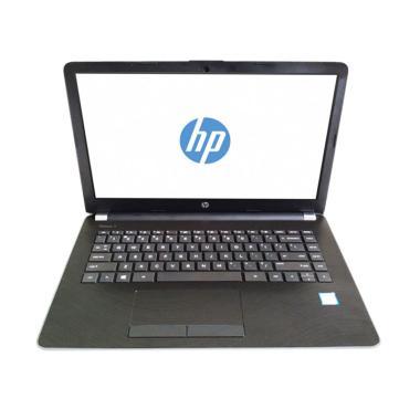 HP 14-BS003TU Notebook - Gray [Celeron N3060/HDD 500GB/RAM 4GB/DOS]