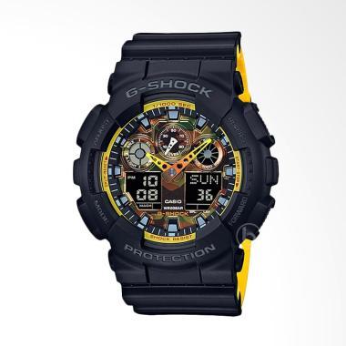CASIO G-Shock GA-100BY-1A Jam Tangan Pria