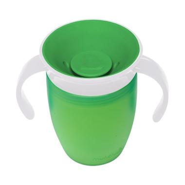 Munchkin TMK44141 Miracle Trainer Cup 1 Pack 7 OZ Green