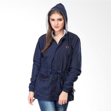 Inflico Blackkelly Original SMD 373 ... sut Outwear Wanita - Navy