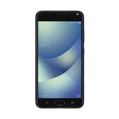 Asus Zenfone 4 Max ZC554KL Smartphone - Black [32GB/3GB]