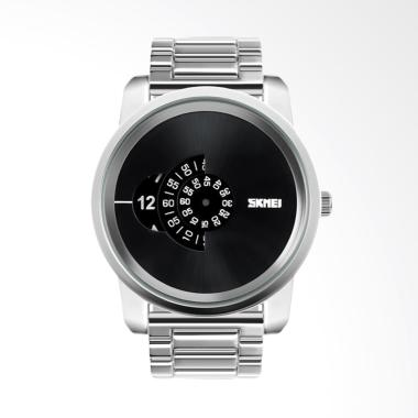 Skmei Formal Jam Tangan Pria - Silver 1171
