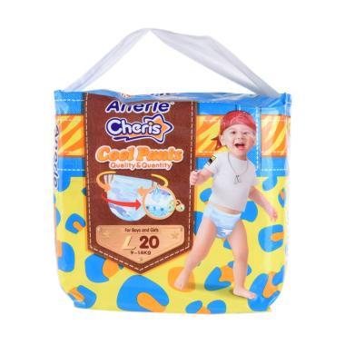 Anerle CHERIS Popok Bayi [Size L20x1 Regular Pack]