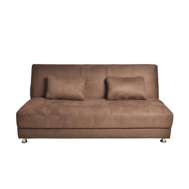 Olc Copenhagen Sofa Bed - Coklat [Jabodetabek]