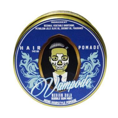 PROMO..!!! VAMPODE Bubble Gum Mint Pomade Minyak Rambut Terpopuler