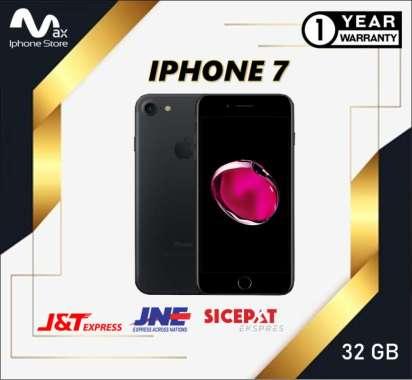harga APPLE IPHONE 7 32GB ORIGINAL GARANSI TOKO 1 TAHUN RED BLACK GOLD ROSEGOLD BLACK Blibli.com