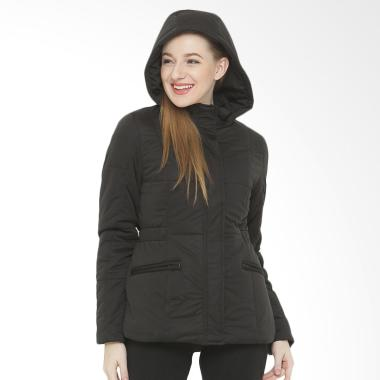 COLDWEAR 16087 Winter Padded Jacket Wanita - Black