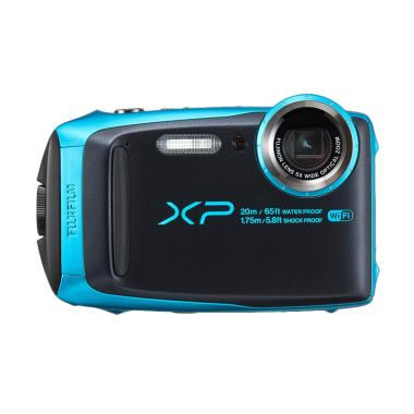 Fujifilm FinePix XP120 Camera Digital - Sky Blue