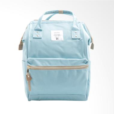 Anello Mini Oxford Backpack Tas Ransel - Sax [Size S]