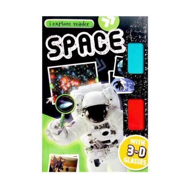 Genius I Explore Reader Space with  ... ictures Buku Edukasi Anak