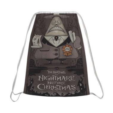 The Nightmare Before Christmas 04 Kanvas Tas Sekolah