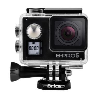 Brica B-PRO 5 Alpha Edition Mark II ... uxe Action Camera - Hitam