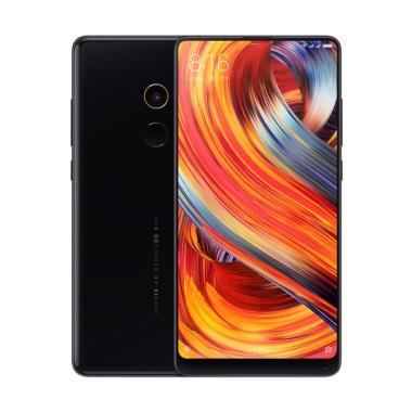 Xiaomi Mi Mix 2 Smartphone - Black [128GB/8GB]