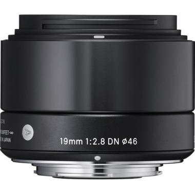 Sigma Lens 19mm f/2.8 DN AF u/ Sony