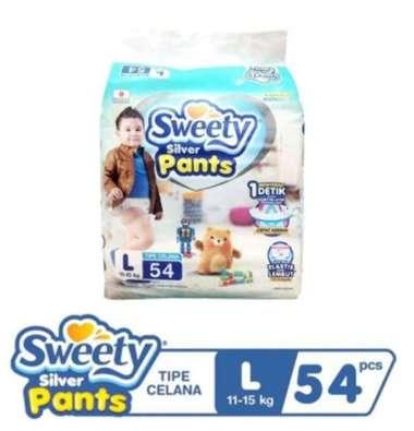 POPOK BERKAH - Sweety Silver Pants L54