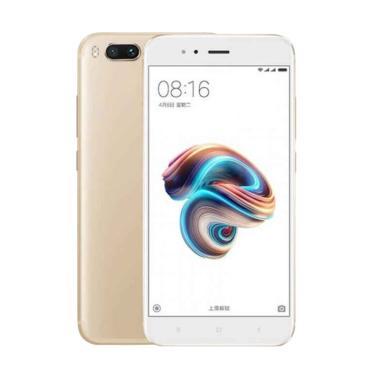 Xiaomi Mi 5x Smartphone - Gold [32 GB/4 GB] + Free Ring holder