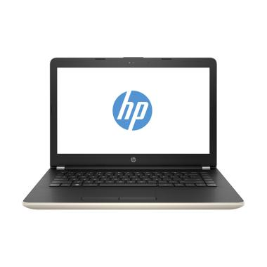 harga HP 14-BW024AX GOLD - [AMD A9-9420 Dual Core 3.0-3.6GHz/4GB/1TB/AMD RADEON 520 2GB/14