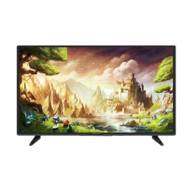 Panasonic Full HD DVBT2 TH43E306G LED TV [43 Inch]