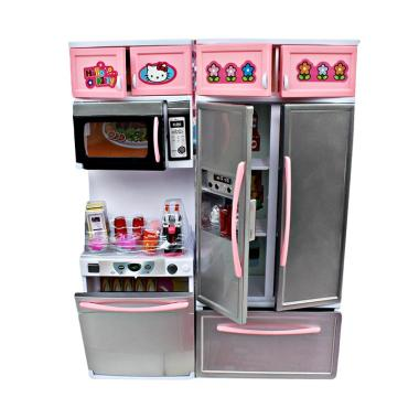Mainan Kitchen Set Terbaru Di Kategori Pretend Play Dress Up