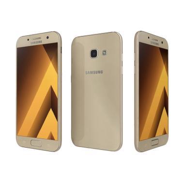 Samsung Galaxy A3 2017 Smartphone - Gold [16GB/2GB]