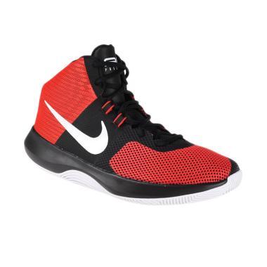 NIKE Men Basketball Air Precision Sepatu Basket Pria [898455-601]