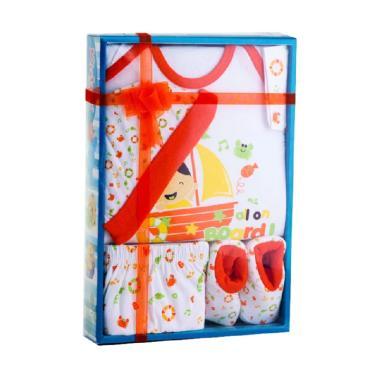 Kiddy 11162 Baby Gift Set Nelayan - Orange