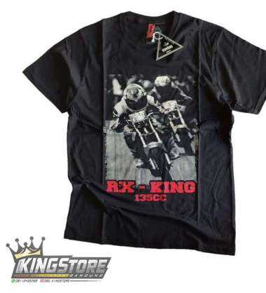 KAOS RX KING - ROAD RACE LAMA - BELI 2 GRATIS 1
