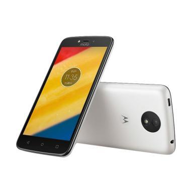 Motorola Moto C Plus Smartphone - White [16GB/2GB]