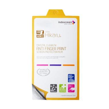 HIKARU Anti Finger Print Screen Protector for Vivo Y53 - Clear