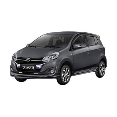 Daihatsu New Ayla 1.0 M Mobil - Dar ... ic [Uang Muka Kredit ACC]