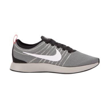 Nike Men Dualtone Racer Sneaker Shoes - Black Grey 918227-001
