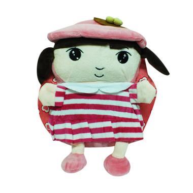 Shine Accessories TB0292 Tas Ransel Boneka RLI Girl Dress Stripe