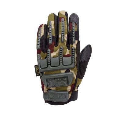 OEM Zeta Tactical Military Full Finger Sarung Tangan - Camo [M/L]