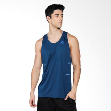 adidas Men Running Supernova 37C Tank Top Pria [BQ7214]