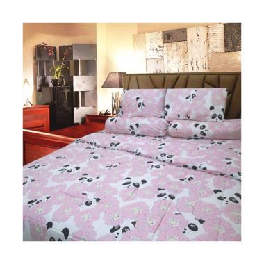 Berlian's AL084 Set Sprei dan Bed Cover