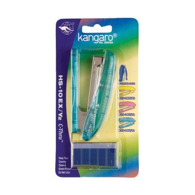 Kangaro HS10EX/Y2 C-Thru Stapler