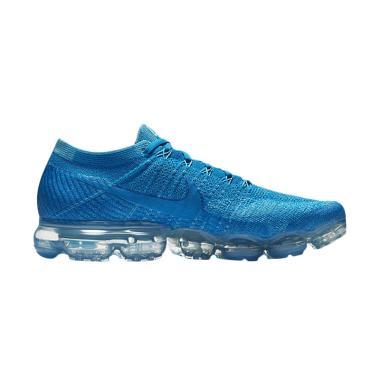 NIKE Men Air VaporMax Sepatu Olahraga Pria - Blue Orbit