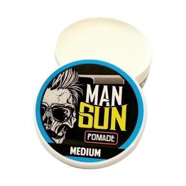 HEMAT..!!! Man Gun Medium Pomade – Vanilla