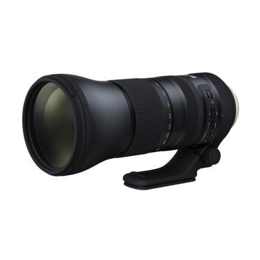 Tamron SP 150-600mm F/5-6.3 Di VC USD G2 Lensa Kamera for Canon