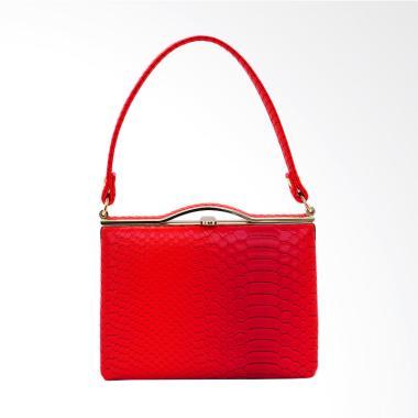 GABRIEL Viva Mini Clutch Tas Wanita - Merah