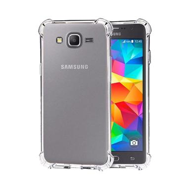 VR List Anti Shock Crack Silicon Softcase Casing For Samsung Galaxy J7 Core