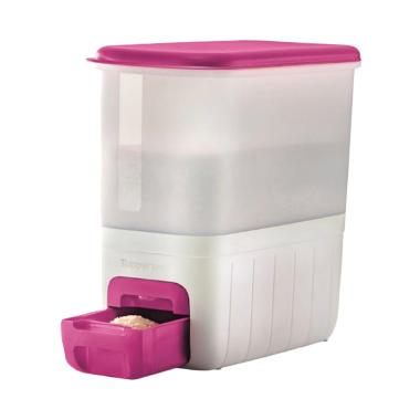 Tupperware Rice Smart Tempat Beras - Purple