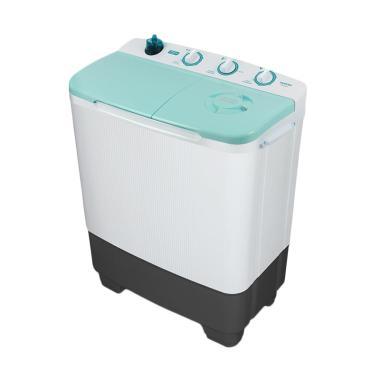 Sanken TW-8630 TG Mesin Cuci 2 Tabung [7 kg]