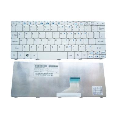 Acer Original Keyboard Notebook for ... 257/D260/D270/522 - Putih