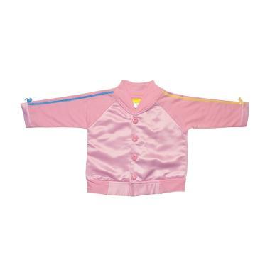 Eyka 5130 Bomber Jacket Baby - Pink