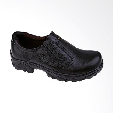 Recommended 240 Sepatu Boots Safety Pria - Hitam