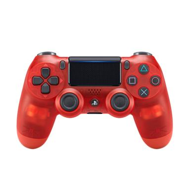 SONY New DualShock 4 Wireless Stick Controller for PS4 - Crystal Red